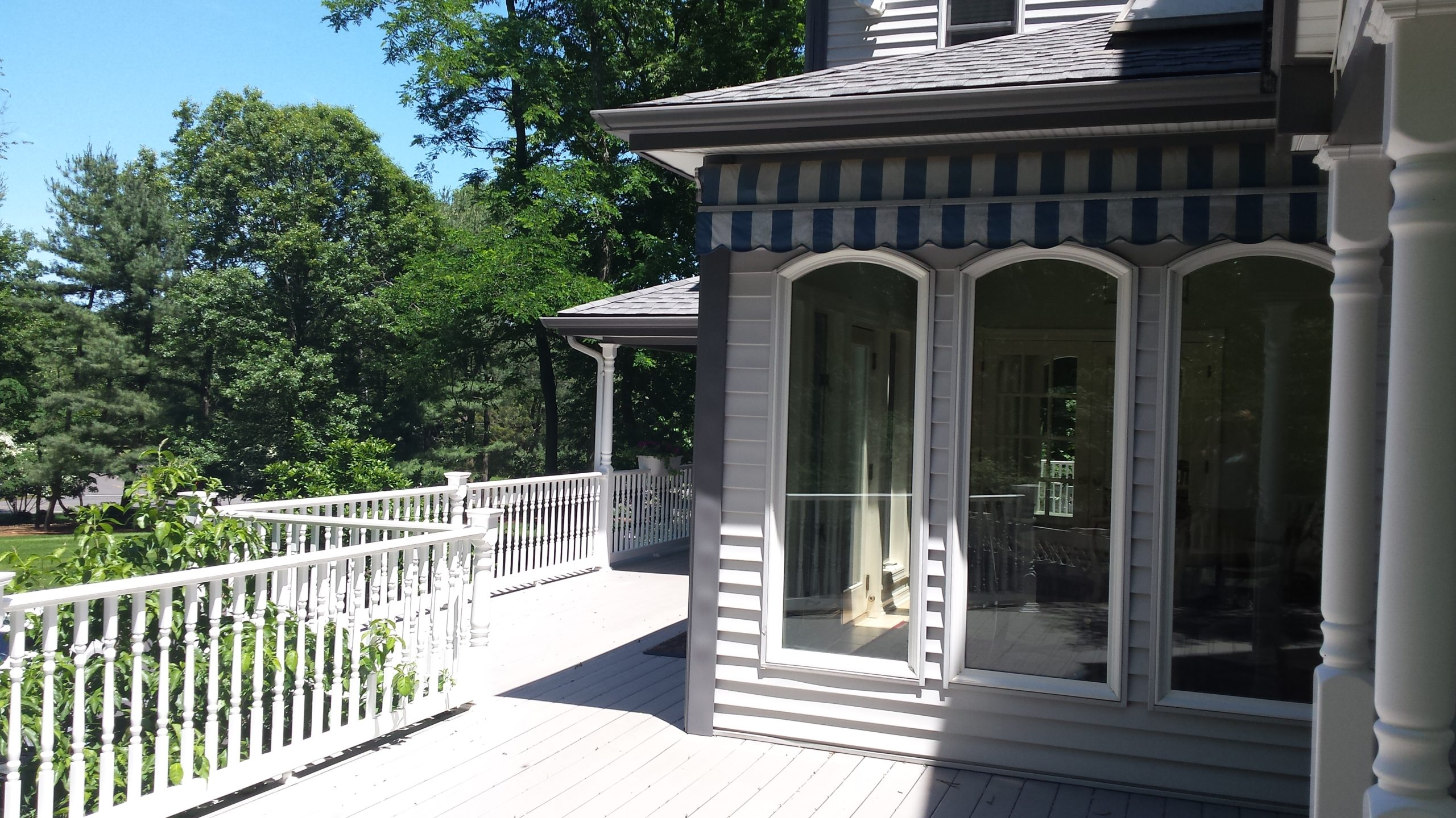 Victorian balustrade